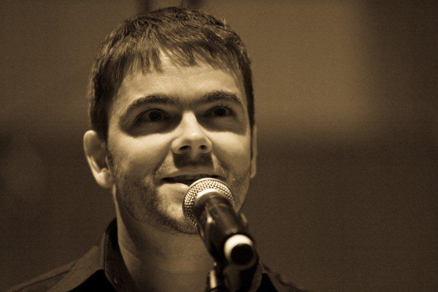 Tenor Stephan Boving, Filmmusik von Paul Abraham, WDR Köln (Foto: Thorsten ...