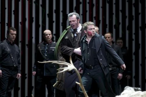 Normanno in Lucia di Lammermoor / Theater Dortmund (Foto: Jauck)